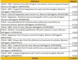 ITALIA - Lotto Francobolli E Segnatasse Assortiti. - DDR