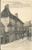 Luxeuil Les Bains Maison Du Cardinal Jouffroy - Luxeuil Les Bains