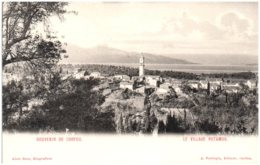 Souvenir De CORFOU - Le Village Potamos - Greece