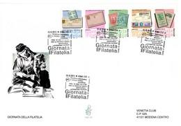 """2013 - FDC """" GIORNATA DELLA FILATELIA """" VENETIA VEDI++++ - 1946-.. République"""