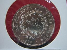 50 FRANCS ARGENT 1978 SPL+ TRES RARE!!!!!!!!!!!! - France