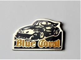 Pin's Voiture Porsche Blue Coral - 48R - Porsche