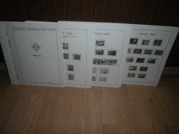 Leuchtturm SF Schweiz 1974-2008 Komplett Vordruckblätter (698) - Album & Raccoglitori