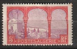 Algérie N° 56 * à Moins De 25% De La Cote - Algerien (1924-1962)