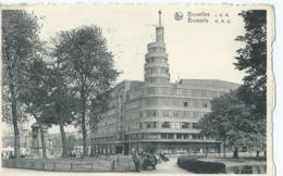 Brussel - Bruxelles - I.N.R. - N.R.O. - Edit. A. Durr Et Fils - 1948 - Monuments, édifices