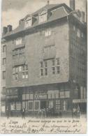 Luik - Liège - Ancienne Auberge Au Quai De La Batte - Nels Serie 34 No 12 - 1903 - Liege