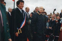 B63625 Cpm  Mittérand - Inauguration Du IIe Pont De Blois En Loir Et Cher - Cartes Postales