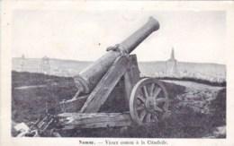 Belgique - NAMUR  -  Vieux Canon A La Citadelle - Namur