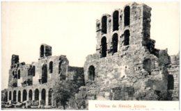 L'Odéon De Hérode Atticus - Greece