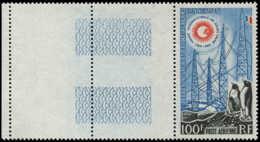 TERRES AUSTRALES Poste Aérienne ** - 7, Bdf, Luxe: 100f. Soleil Calme, Manchots - Cote: 165 - Franse Zuidelijke En Antarctische Gebieden (TAAF)