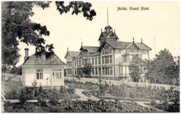 MOLDE - Grand Hotel - Norvège