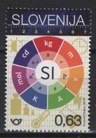 Slovenia (2019) - Set -  /  Chemistry - Chimie - Quimica - Chimique - Sciences - Química
