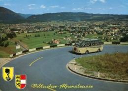 Omnibus Setra,Villacher Alpenstrasse,Kärnten, Gelaufen - Buses & Coaches