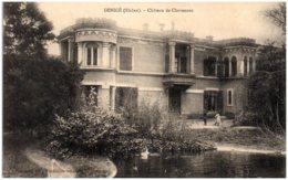 69 DENICE - Chateau De Chevennes - Frankreich