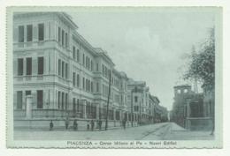 PIACENZA - CORSO MILANO AL PO - NUOVI EDIFICI - NV  FP - Piacenza