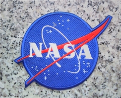 NASA Seal Patch Sew On Embroidery Astronauts Space Programs - Patches