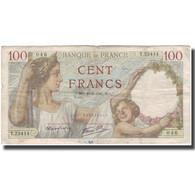 France, 100 Francs, Sully, 1941-07-10, B+, Fayette:26.55, KM:94 - 1871-1952 Anciens Francs Circulés Au XXème