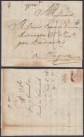 BELGIQUE DATE DE YPRES DOUBLE CHARGE ROUGE ET NOIR  (DD) DC-6192 - 1794-1814 (French Period)