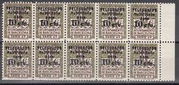 1936-38 Edifil Nº 10 MNH - Barcelona