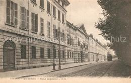 13525460 Lyon_France Quai Gailleton Hôpital Desgenettes Lyon France - Lyon