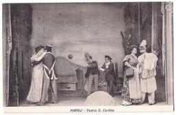 Napoli - Teatro S.Carlino /P423/ - Napoli (Napels)