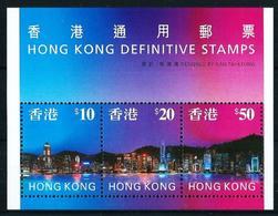 Hong Kong (Británico) Nº HB-49 Nuevo - Blocks & Sheetlets