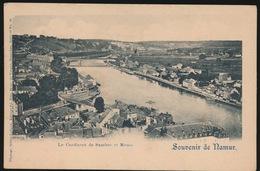 NAMUR  LE CONFLUENT DE SAMBRE ET MEUSE - Namur