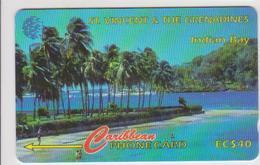 #07 - CARIBBEAN-023 - ST. VINCENT & THE GRENADINES - INDIAN BAY - San Vicente Y Las Granadinas