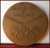 GEO-CHARLES 1892-1963 Par Mérelle 68mm 1976 MEDAILLE 70mm Bronze - France