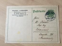 GÄ31469 Österreich Ganzsache Stationery Entier Postal P 268 Von Bad Ischl - Postwaardestukken