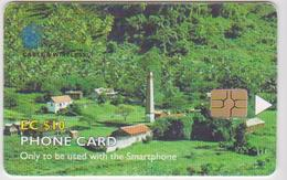 #07 - CARIBBEAN-028 - ST. VINCENT & THE GRENADINES - PETER'S HOPE ESTATE - San Vicente Y Las Granadinas