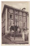 38- Allevard-les-bains, Hôtel Victoria - Allevard