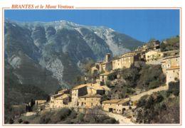 Brantes (84) - Et Le Mont Ventoux - Francia
