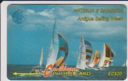 #07 - CARIBBEAN-041 - ANTIGUA - ANTIGUA SAILING WEEK - Antigua And Barbuda