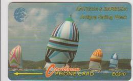 #07 - CARIBBEAN-042 - ANTIGUA - ANTIGUA SAILING WEEK - Antigua And Barbuda