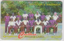 #07 - CARIBBEAN-048 - ANTIGUA - CRICKET TEAM - Antigua And Barbuda