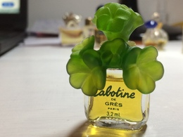 Miniature De Parfum : Cabotine De Grès - Modern Miniatures (from 1961)