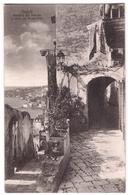 Napoli - Gradini Del Petraio E Vista Su Mergellina /P423/ - Napoli