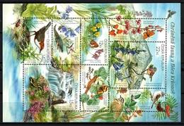 2005 Czech Republic MNH - Mi 438-441 Block 23 ** MNH - Protected Fauna And Flora - República Checa