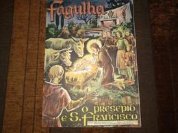 """Revista, Magazine Portuguese - """" FAGULHA """"  Nº 71 De 15-12-1960 - Libros, Revistas, Cómics"""