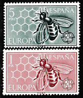 Spanje 1962  - Michel  1340/1341**- POSTFRIS - NEUF SANS CHARNIERES - MNH - POSTFRISCH - Catw. 2€ - 1961-70 Neufs