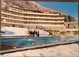 Ak Schweiz - Bad Vals - Thermal - Schwimmbad - Hotel - GR Grisons