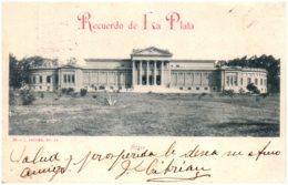 ARGENTINE - Recuerdo De MAR-del-PLATA - Museo - Argentina