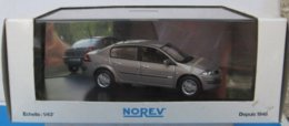 NOREV - RENAULT MEGANE BERLINE 4 P. 1.9 DCI - 1/43 - Norev