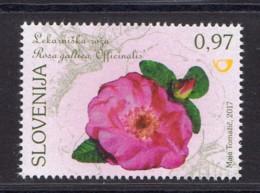 4.- SLOVENIA 2017 ROSES - Rosas