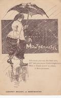 Cabaret Bruant , A Montmartre , Paris , France , 1901-07 - Francia
