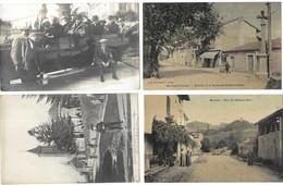 Lot De 400 Cartes Postales/France/Etranger/Fantaisies...Formats CPA - Postkaarten