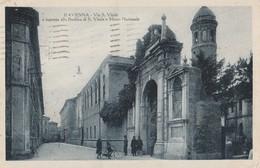 RAVENNA - Via S: Vitale E Ingresso Alla Basilica Di S: Vitale E Museo Nazionale - - Ravenna