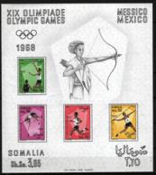 Somalia 1968 Y.T.BF1 **/MNH VF - Somalia (1960-...)
