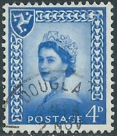 1958-68 GREAT BRITAIN USED REGIONAL ISSUES ISLE OF MAN 3 - RC4-2 - Emissions Régionales